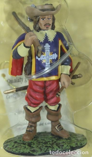 Hobbys: Figura Mosquetero del Rey de Francia, 1650 - Foto 2 - 261135855