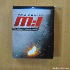 Hobbys: MISION IMPOSIBLE TRILOGIA - BLURAY. Lote 262547710