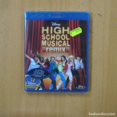Hobbys: HIGH SCHOOL MUSICAL REMIX - BLURAY. Lote 262547725
