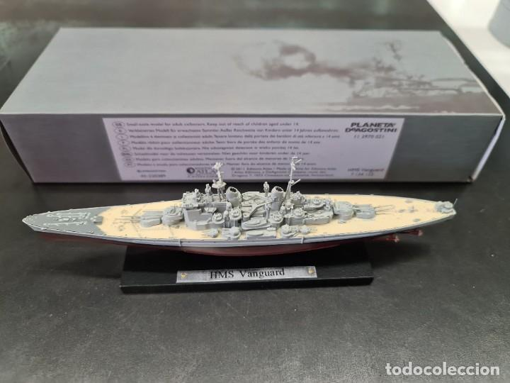Hobbys: Lote 10 barcos militares escala - Foto 2 - 289239868