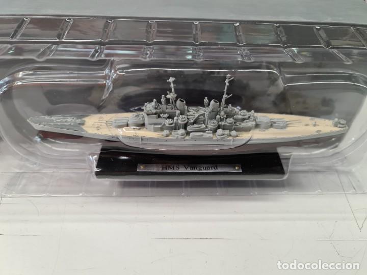 Hobbys: Lote 10 barcos militares escala - Foto 3 - 289239868