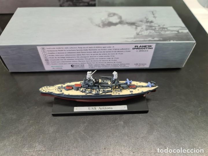 Hobbys: Lote 10 barcos militares escala - Foto 8 - 289239868