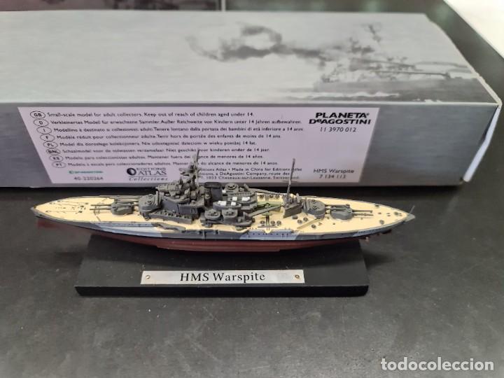 Hobbys: Lote 10 barcos militares escala - Foto 9 - 289239868