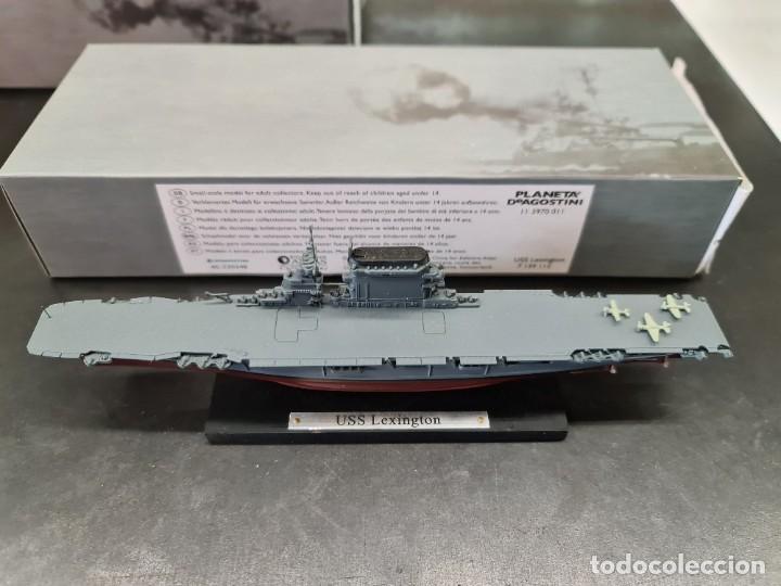 Hobbys: Lote 10 barcos militares escala - Foto 11 - 289239868