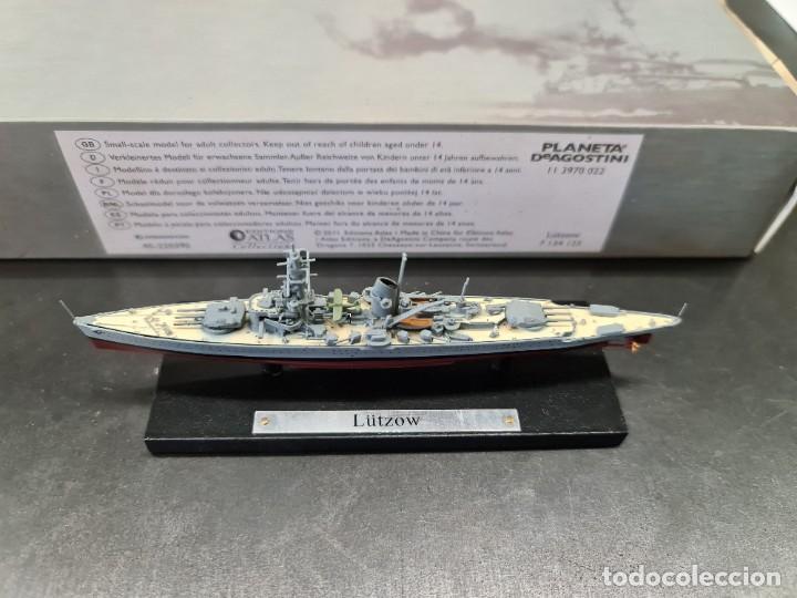 Hobbys: Lote 10 barcos militares escala - Foto 13 - 289239868