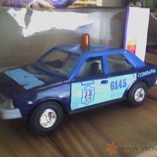 Hobbys: AUTO DE POLICIA - RENAULT 18 - CON MOTOR Y LUCES - ARGENTINA. Lote 27299263
