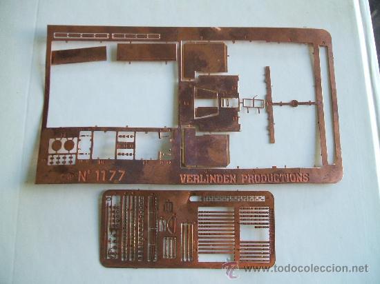 FOTOGRABADO PARA TIGER 1/35 (Juguetes - Modelismo y Radiocontrol - Herramientas y Accesorios)