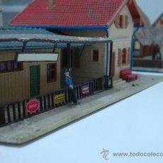 Hobbys: ESTACIÓN DE TREN FALLER PARA MAQUETAS. . Lote 53358429