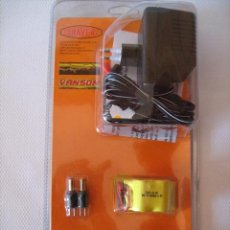 Hobbys: VANSON. KIT CARGADOR ELECTRICO. Lote 36188982