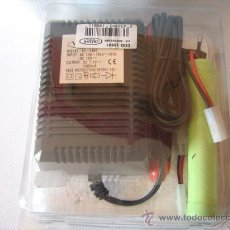 Hobbys: VANSON. KIT CARGADOR ELECTRICO BATERIAS NI-CD. Lote 77110681