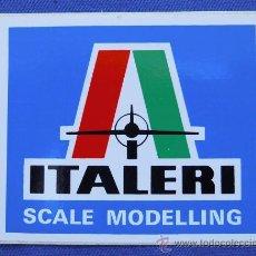Hobbys: PEGATINA ITALERI. Lote 36326189