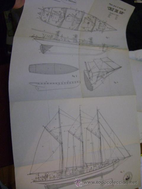Hobbys: Plano para montaje y construcción del Cruz del Sur. Constructo - Foto 2 - 39906819