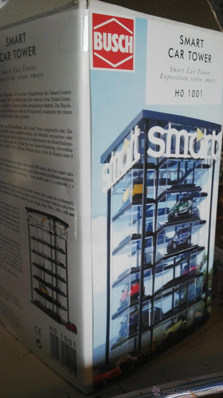 Hobbys: Torre exposición SMART. Descatalogado. - Foto 3 - 42532820