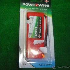 Hobbys: BATERIA POWER WIN 1500 MAH. Lote 50220709