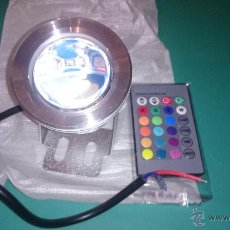 Hobbys: FOCO LED RGB CAMBIO DE COLOR. Lote 52540697