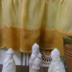 Hobbys: LOTE DE TRES MOLDES 3D EN GOMA LATEX , LOS REYES MAGOS PARA EL BELEN . PARA ESCAYOLA , YESO........ Lote 53814095
