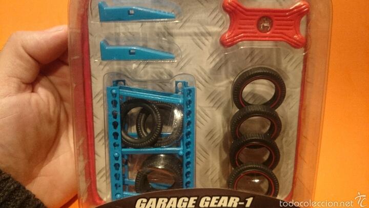 Hobbys: Kit de accesorios para diorama de taller a esc. 1:24 - Foto 2 - 54309652
