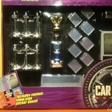 Hobbys: KIT DE ACCESORIOS PARA DIORAMA DE SHOW-CAR PARA EXPOSICIÓN ESC. 1:24. Lote 54310089