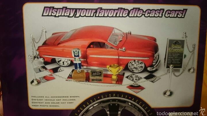Hobbys: Kit de accesorios para diorama de show-car para exposición esc. 1:24 - Foto 4 - 54310089