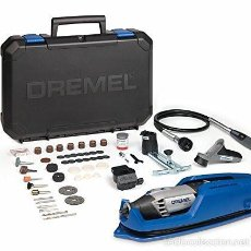 Hobbys: DREMEL 4000-4/65 175 W, FLEXIBLE, 65 ACCESORIOS. Lote 56156882