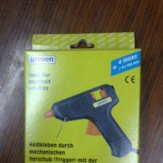 Hobbies - Pistola termo fusible en caja - 56517886