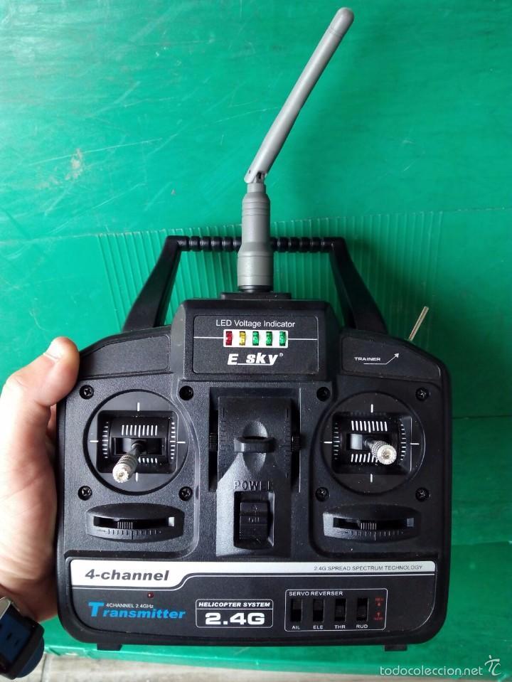 MANDO RADIO CONTROL (Juguetes - Modelismo y Radiocontrol - Herramientas y Accesorios)