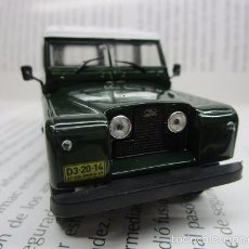Hobbys: LAND ROVER TIPO ANTIGUO ESCALA 1/43 CARRO AUTO COLECCION METALICO REPLICA 9CM LARGO.. Lote 111817592