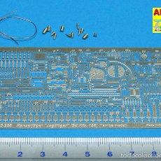 Hobbys: ABER 35228 JAGDTIGER (SD.KFZ. 186)-VOL.1-BASIC SET FOR TAMIYA 1/35 FOTOGRABADO. Lote 58437508