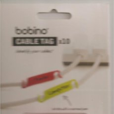 Hobbys: CABLE TAG (SEPARADOR DE CABLES). Lote 67168613