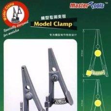Hobbys: TRUMPETER 09914 MODEL CLAMP (PINZAS PARA MODELISMO). Lote 68880725