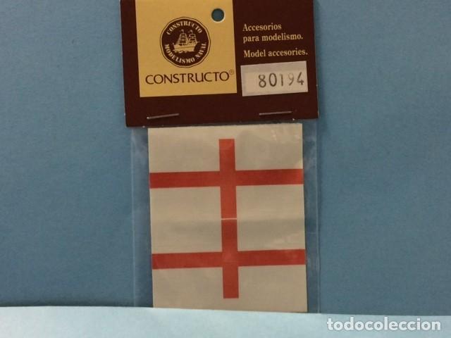 CONSTRUCTO: BANDERA INGLESA ( 2 ) (Juguetes - Modelismo y Radiocontrol - Herramientas y Accesorios)