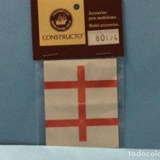 Hobbys: CONSTRUCTO: BANDERA INGLESA ( 2 ). Lote 73533323