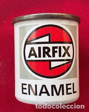 AIRFIX ENAMEL M16. LATITA DE PINTURA ORIGINAL AÑOS 80 (Juguetes - Modelismo y Radiocontrol - Herramientas y Accesorios)