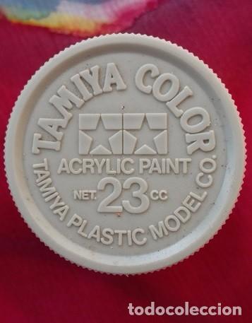 Hobbys: Tamiya color Acrylic Paint. XF-12. Pintura original años 80 - Foto 2 - 76365787