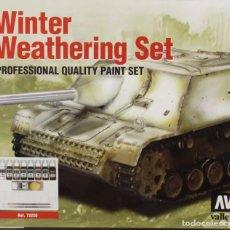 Hobbys - Maqueta pinturas, camuflaje de invierno, ref. 72220, Vallejo - 96790963
