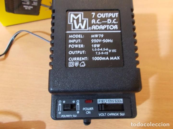 Hobbys: Adaptador de corriente desde 1,5v hasta 12v maximo 1000mA. 18w Multiusos Universal NUEVO - Foto 4 - 103248503