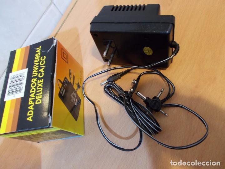 Hobbys: Adaptador de corriente desde 1,5v hasta 12v maximo 1000mA. 18w Multiusos Universal NUEVO - Foto 6 - 103248503