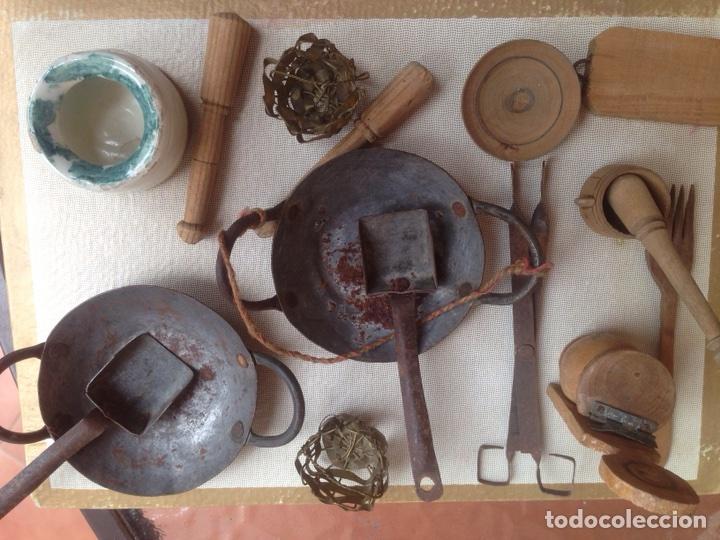 Hobbys: MINIATURA DE UTENSILIOS DE COCINA - Foto 2 - 106597143