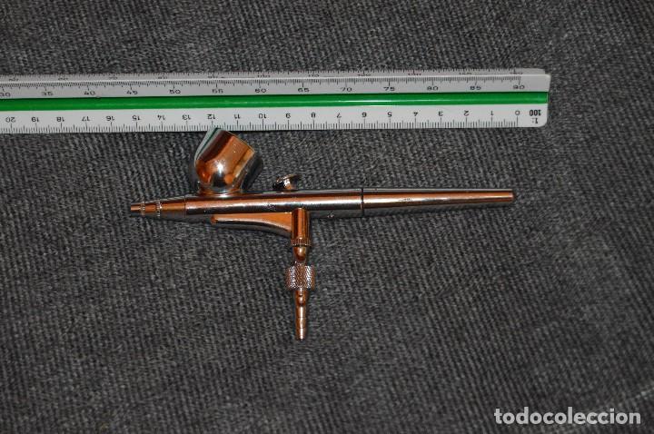 Hobbys: AERÓGRAFO DE MODELÍSMO - DE GRAN CALIDAD - Desconozco marca / modelo / época - HAZ OFERTA - Foto 16 - 115933011