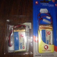 Hobbies - Pack de baterias de litio a estrenar para r/c - 56518223