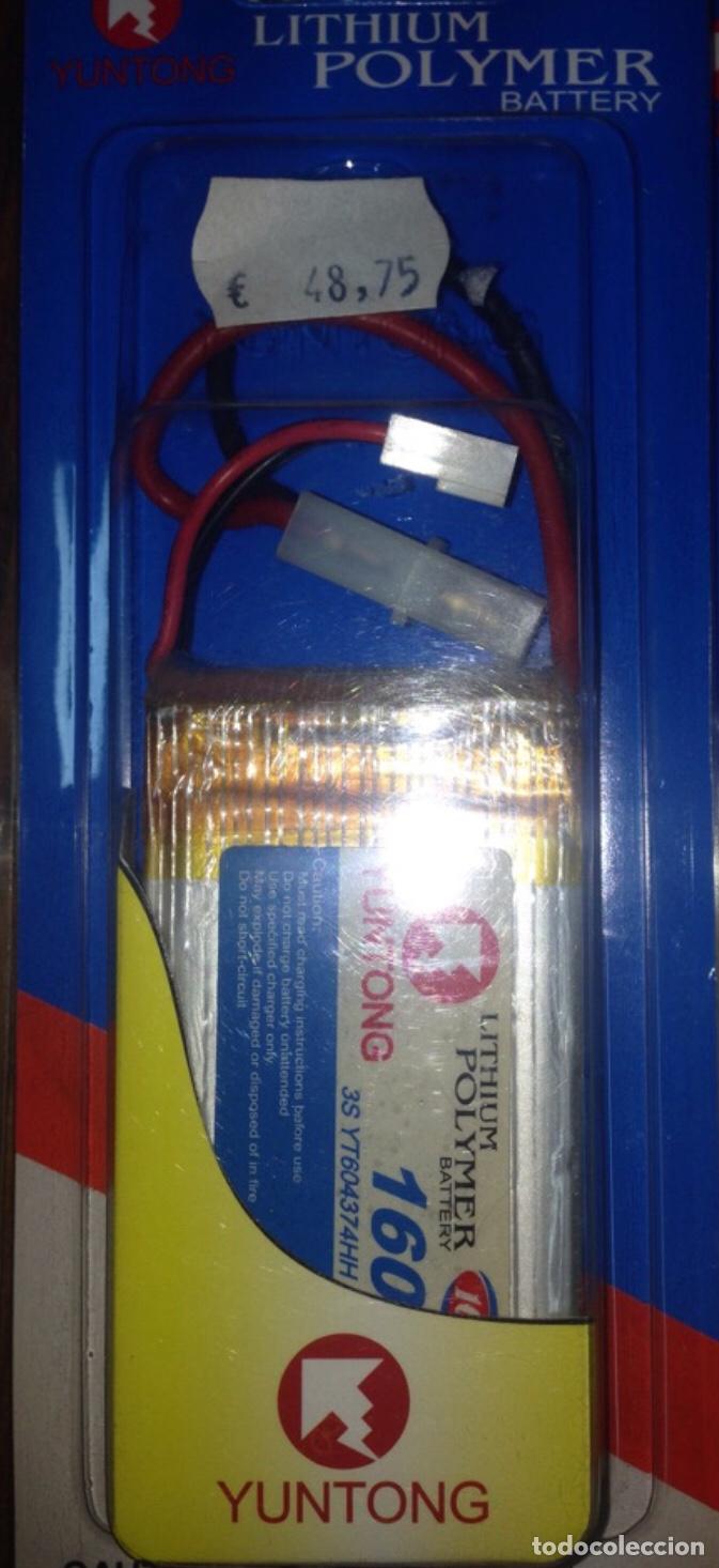 Hobbys: Pack de baterias de litio a estrenar para r/c - Foto 3 - 56518223