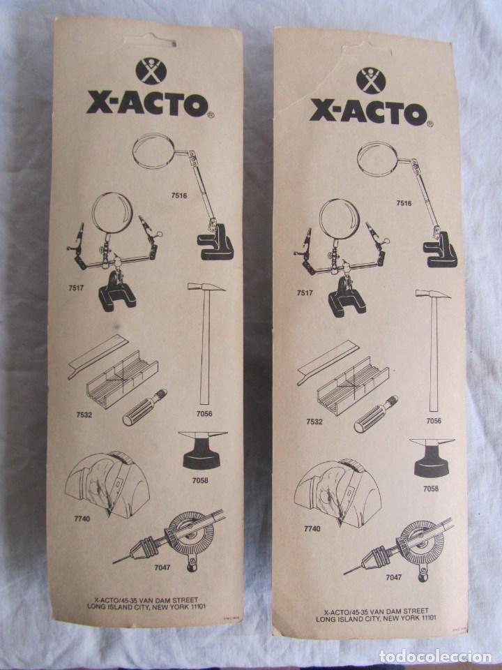 Hobbys: 2 soldadores eléctricos para maquetas y modelismo X-acto. corte en caliente. Sin uso - Foto 7 - 148294753