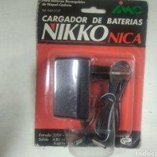 Hobbys: CARGADOR DE BATERÍAS. NIKKO NICA. Lote 122542847