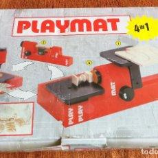 Hobbys: UNIMAT PLAYMAT 4X1 - MODELISMO TALADRO FRESADORA LIJADORA SIERRA - MANFRED HEINDL - MUY BIEN - MAN. Lote 129035303