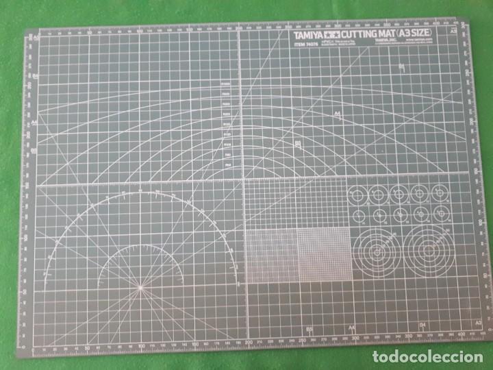 PLANCHA DE CORTE TAMIYA 74076 DE 42X30 CMS (A3) (Juguetes - Modelismo y Radiocontrol - Herramientas y Accesorios)