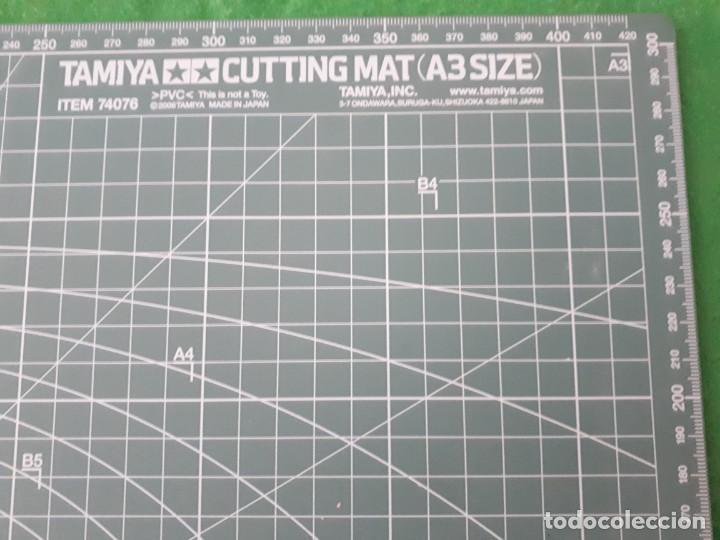 Hobbys: Plancha de Corte Tamiya 74076 de 42x30 cms (A3) - Foto 2 - 131769582