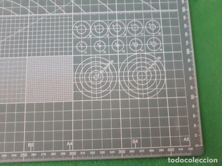 Hobbys: Plancha de Corte Tamiya 74076 de 42x30 cms (A3) - Foto 4 - 131769582