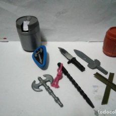 Hobbys: LOTE DE ACCESORIOS. Lote 140144538