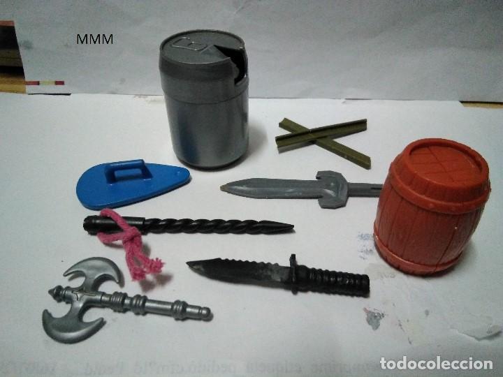 Hobbys: lote de accesorios - Foto 2 - 140144538