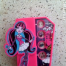 Hobbys: MAQUINA DE LA MONSTER HIGH . Lote 143806614